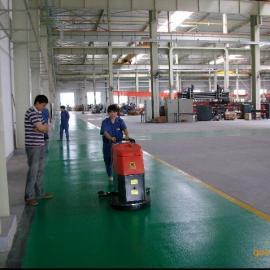 环氧树脂地面洗地机-淄博天骏厂家专业制造