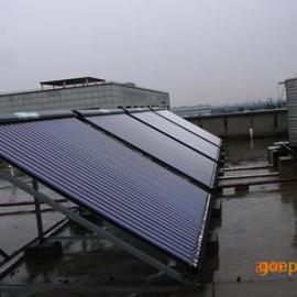 上海皇明太阳能热水工程安装价格