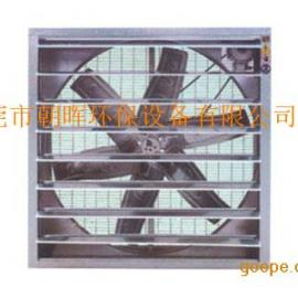 百叶湿帘冷风机