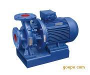 ISW80-160管道�x心泵