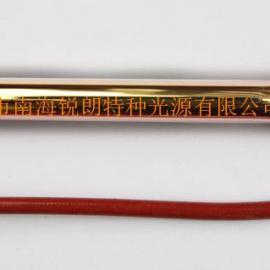 镀金红外线灯管