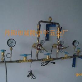 二氧化碳电加热式气体汇流排减压器