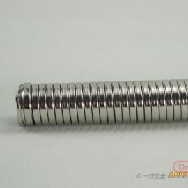 天津不锈钢双勾软管穿线管不锈钢金属软管