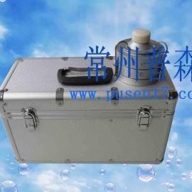 筛孔擦式二级气体动物采样器