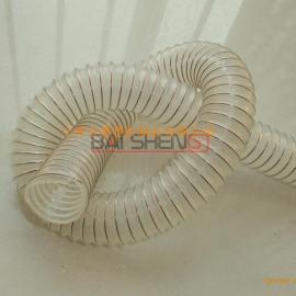 聚氨酯软管 耐磨软管 透明吸尘管