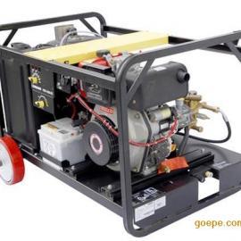 柴油机驱动高温高压清洗机POWER H200DE