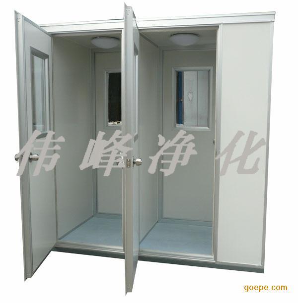 风淋室通用性强净化设备