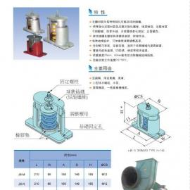 冰水机组,冷却水塔,水泵弹簧式避震器