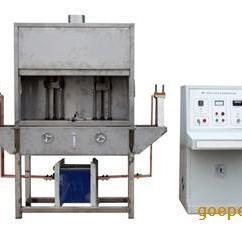 矿用电缆燃烧试验机,煤矿电缆负载燃烧试验机
