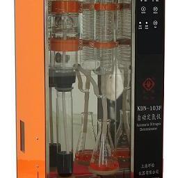 上海纤检定氮仪