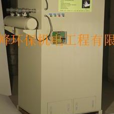 小型移动除尘器/移动式滤筒除尘器/绿峰