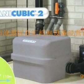 原装进口 南京密闭式污水提升装置 一体式污水提升设备