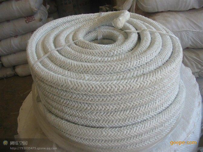 石棉绳厂家-上海金山区无尘石棉绳-圆编绳供应