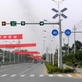 高邮交通标志杆