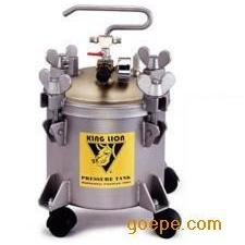 台湾金狮10L经济型不锈钢压力桶