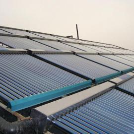专业供应服装厂太阳能热水工程