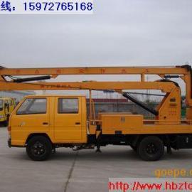 江铃16米三节臂市政工程车