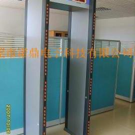 供应机场车站专用金属探测门安检门