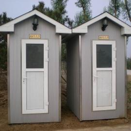 泡沫封堵式环保厕所