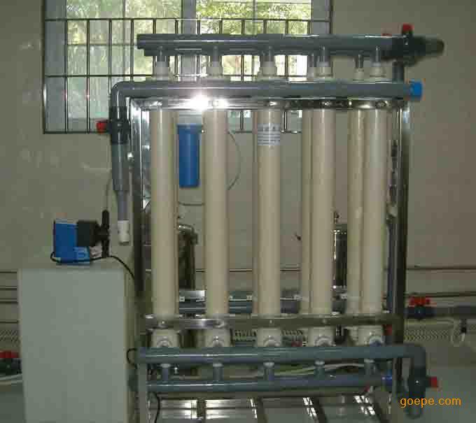 谷瀑环保设备网 纯水设备 超滤 青岛朗泽水处理设备有限公司 产品展