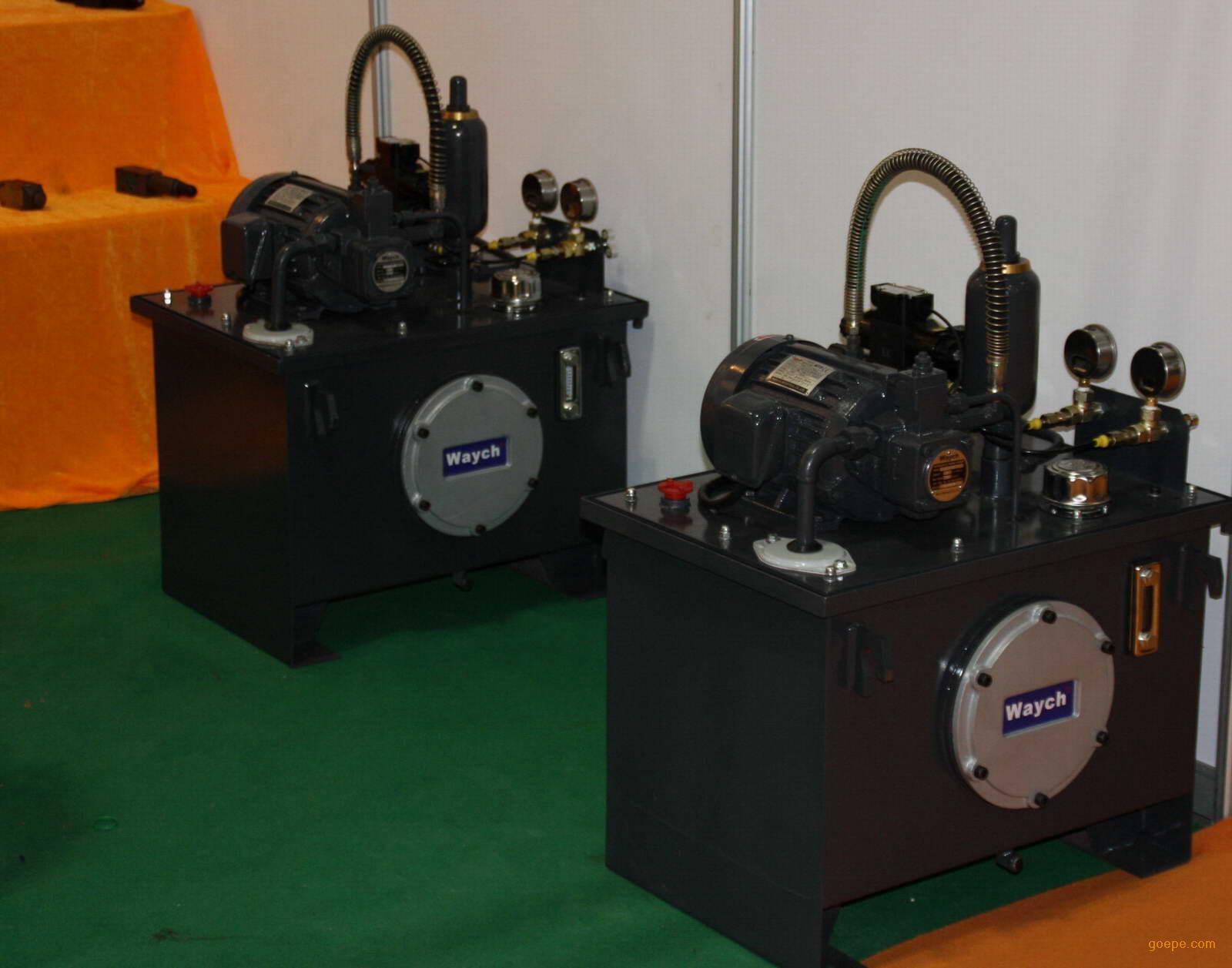 润滑系统,数控立式深孔强力珩磨机,自动化设备以及提供整体液压系统图片