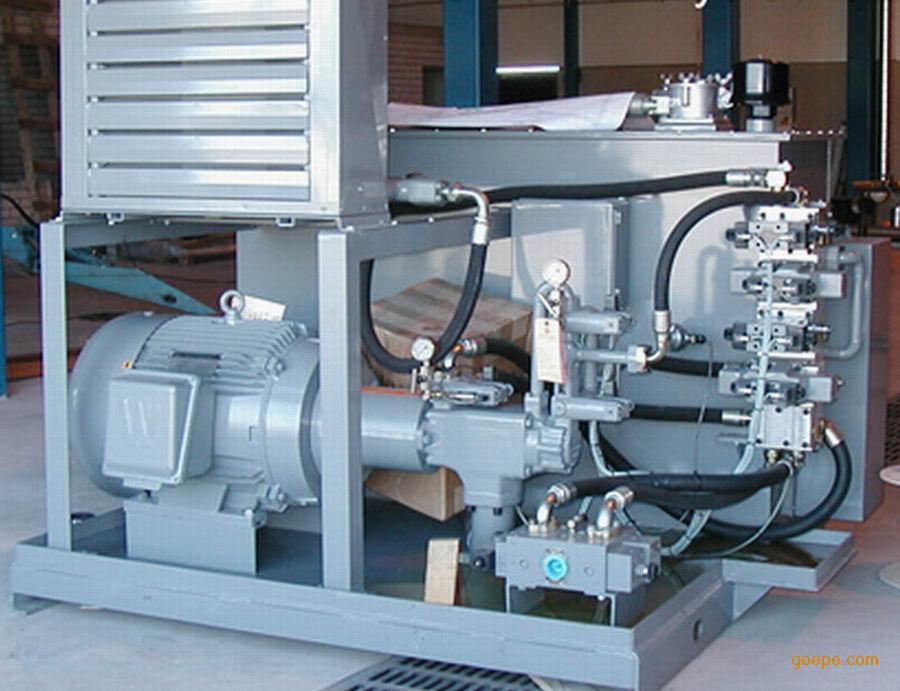 润滑系统,数控立式深孔强力珩磨机,自动化设备以及提供整体液压系统解图片