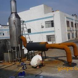 惠州锅炉烟气除尘治理工程