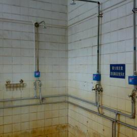 山西澡堂刷卡水控器,太原先刷卡水控机