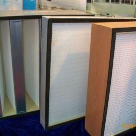 初中高效空气过滤器系列产品介绍