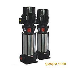 GDL型立式多级不锈钢管道离心泵