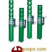 QJ型深井��水泵