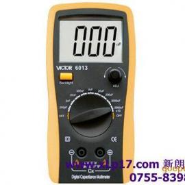 胜利VC6013电感电容电阻表