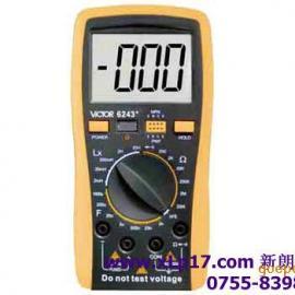 VICTOR 6243+电感电容电阻表