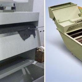 供应真空负压纸带过滤机-江海过滤系统