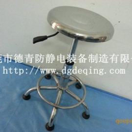 浙江防静电净化升降圆凳,吉林、辽宁防静电不锈钢椅子