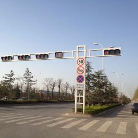 专业生产:监控杆、信号杆、标志杆、生产|运输|安装