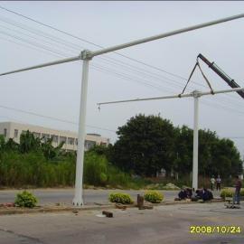 监控立杆、红绿灯杆、信号灯杆、路灯杆、西安生产厂家