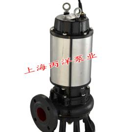 带搅匀装置潜水排污泵,JYWQ搅匀式潜水泵,台州潜水泵