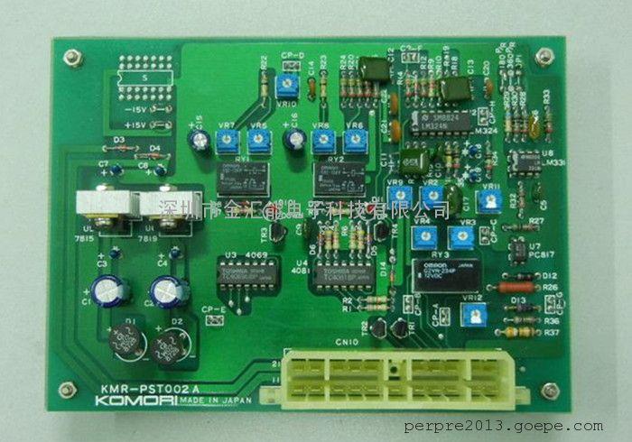 小森印刷机电路板维修-小森电路板维修-深圳印刷机板