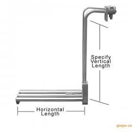 广州翰运3LT系列低浓度液体加温钛加温管