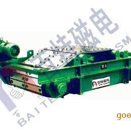 RCYK系列铠装永磁自卸式除铁器