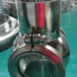 卫生级球形焊接视镜