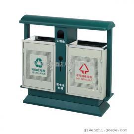 P-P153分类道路垃圾桶,江门街道垃圾箱,江门分类垃圾箱
