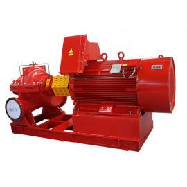 美国尤孚U-FLO单级双吸消防泵组