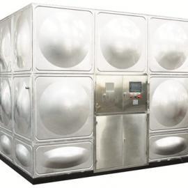 美国尤孚U-FLO智能静音箱式供水设备