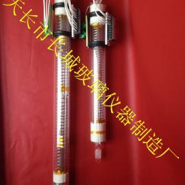 定制优质型玻璃精馏塔