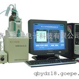 SK-MIA-3000型微机硫醇硫测定仪