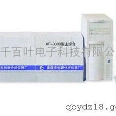 SK-AF-3000型灰融熔性测定仪