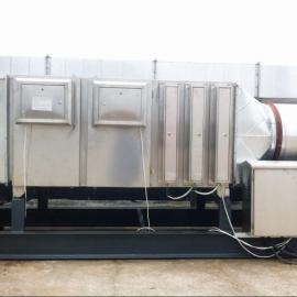 UV印刷废气治理 印刷厂废气处理设备 电光裂解净化器