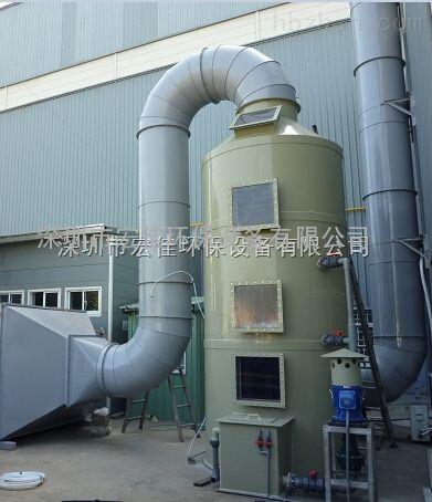 有机废气处理洗涤塔
